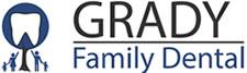 grady family dental - logo
