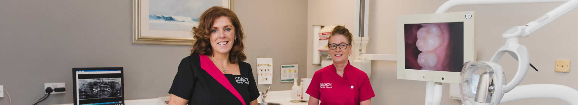 Cosmetic- Miriam Grady Dental Practice